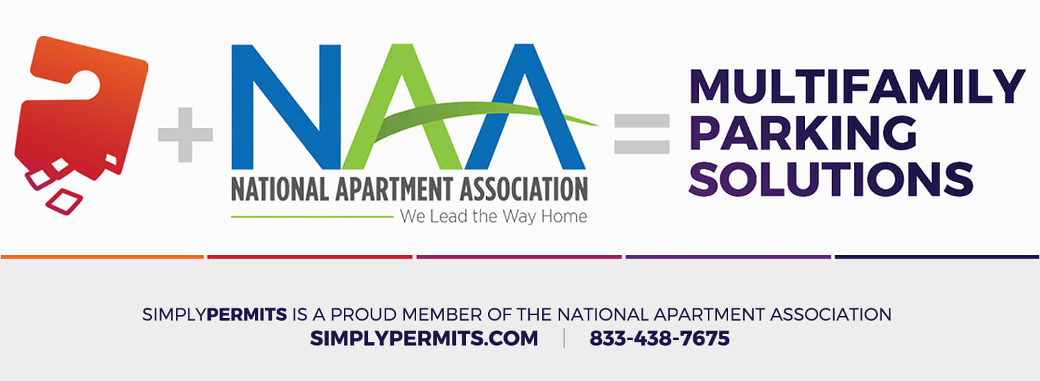 SimplyPermits a member of the National Apartment Association