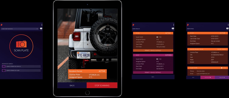 ALPR Mobile App